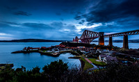 North Queensferry and Forth Rail Bridge