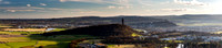 National Wallace Monument and Stirling Castle