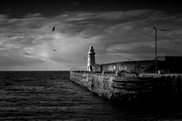 Macduff Pier Lighthouse