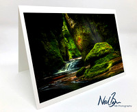 Greeting Card - The Devil's Pulpit