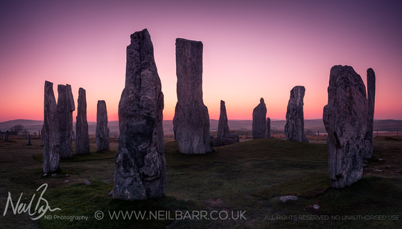 Callanish Dawn